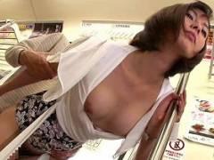 【卯水咲流】 完全な性処理玩具、現実女性に限りなく近いマネキンを手に入れた男 【tube8】