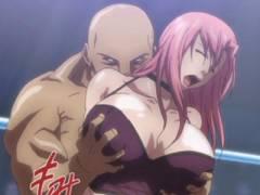 【公開凌辱】敗北した女格闘家は徹底的に蹂躙される…それがこの地下格闘技大会のルール!!