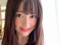 元ミス学習院「結城るみな」の「橋爪ちさ」名義イメージ!