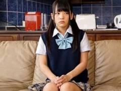 【円光】「ナマじゃなきゃ嫌!」避妊すると怒って強制膣内射精させるロリJK!あべみかこ
