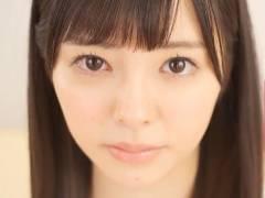 小倉由奈 緊張しすぎて涙目ながらも天真爛漫な笑顔で初エッチ