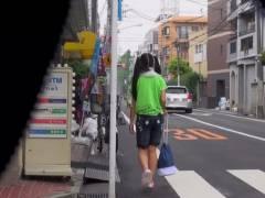 【投稿動画】学校のプール帰りの日焼け小●生を狙った自宅押し込みレ●プ映像