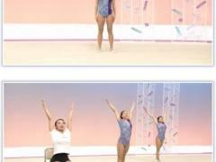 NHK「テレビ体操」お姉さんのレオタード食い込みがスゴイ!こんなすばらしい番組が放送されてたとはw