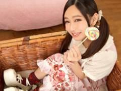 【市川花音】極スリムな女子大生がピンクなミニマンコにデカチンをメリ込ませ仰け反りイキAVデビュー!!