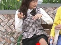 高嶋香帆(28)、「だいじょうぶだぁ」でパンチラ連発放送事故wwwwwwww