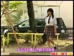 【ヘンリー塚本+島田香奈+幸野賀一】アウロリJKと待ち合わせて公園トイレでセックス!気持ちが良すぎます【女子高生+教師】