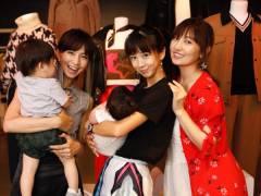 熊田曜子(36)VSほしのあき(41)VS安田美沙子(36)