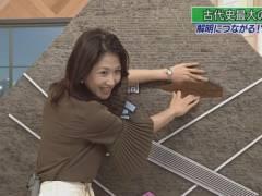 桑子真帆アナの食い込みブラジャーの線がくっきりキャプ!NHK女性アナウンサー