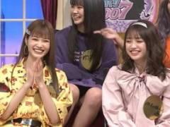 popteenカリスマモデル、パンチラ連発放送事故wwwwww