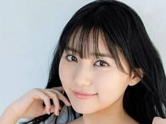 HKT48田中美久、18歳ラストJKの白いタンクトップ姿。