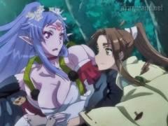 【モン娘】日本の妖怪娘たちが入り乱れる和風ファンタジーエロアニメ(異種姦・乱交)