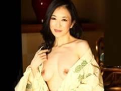 【無】四十路で妖艶なスレンダー美熟女と旅館でバッコンSEX! 杉浦れいら