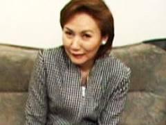 【無】五十路おばさんの閉経ビラビラマ○コを寝バックで突きまくって顔射! 堤優子