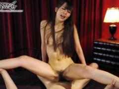 希崎ジェシカ スレンダー美乳美女と汗だくSEX絶えず腰を振り続け連続アクメ