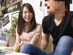 【熟女ナンパ】アラフォー美人奥様を自宅に連れ込んでその気にさせてセックス盗撮!