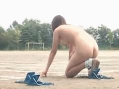 【※マジキチ】割とガチで全裸でスポーツしてるGIF貼ってくwww → スキー人辛そうすぎワロタwwwwwwwwwwwwwww(画像あり)