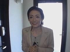 成田あゆみ 仙台から上京したスレンダー義母と何発も性交する婿!