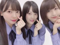 【画像】乃木坂46山下美月、土生、きょんこを公開処刑!!