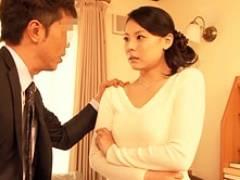 夫が出張中の3日間、元カレに秘密を握られた妻が性奴隷となる! 愛田奈々