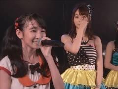 【画像】14歳のHKT今村麻莉愛cとAKB西川怜cを並べた結果wwwwwww
