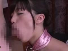 【高橋しょう子】キンタマ舐め&ノーハンドディープスロート&手コキフェラで発射