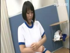 【動画】前田優希がクリニックでやおっぱいを揉まれ乱れヤられる