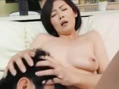 竹内梨恵 欲張り熟女の濃厚SEX