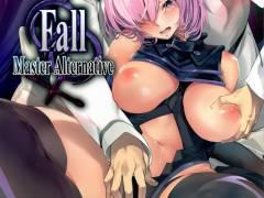 汚染されて黒化したマスターが所かまわずマシュを凌辱セックスwww【エロ同人誌・Fate Grand Order/C91】