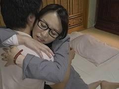 井上綾子 泥酔して無防備な義母を脱がせてハメてしまう婿