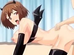 「どスケベまんこに精液飲ませてぇ!!」俺の彼女はコスプレ好きでエッチするとスイッチ入る最高の女!エロアニメ