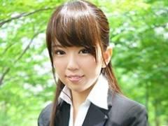 女子アナになる事を夢見る美人女子大生がまさかのAVデビューしちゃいました!菊池朱里