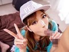無料エロ動画 渋谷での知名度ナンバー1のヤリマンギャルが遂にAVデビュー!!
