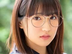 【河奈亜依】クラスにも1人はいたメガネ外したら可愛いのかもな…という清純ウブな19歳美少女がAVデビューしちゃいました!!