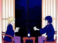 ※非エロ【東方】君と温泉に入りたい【同人誌】