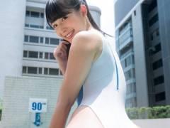 くびれ52cmの人気グラドル・川崎あやさん、ヤングジャンプ表紙に チャイナドレス姿でエッチなお尻を見せつける