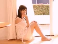 藍沢潤 衝撃デビュー!こんなに清楚で綺麗な美少女のセックスが見られるなんて!