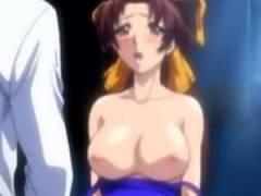 【エロアニメ】 レズ教え子に処女膜貫通お仕置きセックスでオチンポの気持ちよさを教え込むw