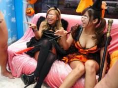 ハロウィンのお祭り気分でお股ユルユルのギャルをゲットして即ハメ!