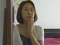 松下紗栄子 夫とセックスレスの美乳妻が近所の青年にのめり込んで中出しされる!