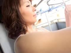 ムチムチボディのお母さんは息子の朝勃ちチンコがお好き♪ 矢部寿恵
