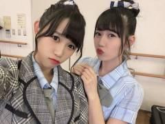 【画像】チーム8最強軍団リームルームの山本瑠香、服部有菜が逸材すぎる件wwwwww