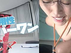 大人のおもちゃレビューをして速攻削除されたSOD女性社員のyoutuberのエロ動画がこれだ!