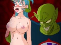【ドラゴンボール】敵に犯されまくるブルマのエロパロアニメ!