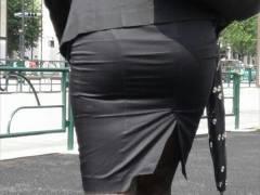 タイトスカートのお尻がたまらん★エロ画像49枚