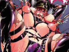 爆乳マ○コ将校さん、敵陣に捕まり搾乳拘束電撃レイプされるも、ワイはケルベロスなど意味不明なことを言っており戦う姿勢なもようwwww おーけーならば性戦争だwwwww【鬼畜エロ漫画】