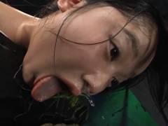 「イカせてくださいぃぃ!!」顔面が崩壊するほど調教されてイキまくる宮崎あやさん!