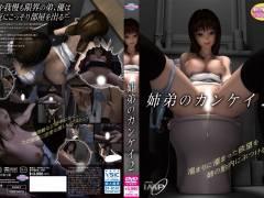 【兄妹近親アニメ】姉弟のかんけい2~二人の秘密~