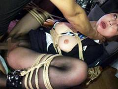 【向野怜子】現役美人CA首絞めグロ崩壊【PornHub】