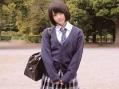 【美少女】「私はアナタの肉便器です…」小さな体で男子生徒の肉棒を次々とハメられ犯される少女…埴生みこ