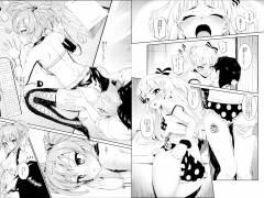 チンポに堕ちて逝くアイドル達の肉便器っぷりが話題にwww【エロ漫画:森宮缶デレマス本総集編vol.1+vol.2:森宮缶】